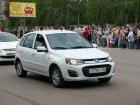 VAZ Kalina Auto specifiche tecniche e il consumo di carburante