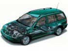 Volkswagen  Bora Variant (1J6)  1.8i Turbo 20V (150 Hp) Automatic