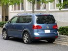 Volkswagen  Cross Touran I (facelift 2010)  1.4 TSI (140 Hp) DSG