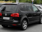 Volkswagen Cross Touran I (facelift 2010)