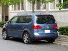 Volkswagen Cross Touran I (facelift 2010)