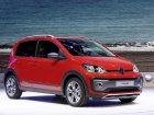 Volkswagen  Cross Up! (facelift 2016)  1.0 TSI (90 Hp)