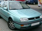 Volkswagen  Golf III (1HX)  1.4 (55 Hp)