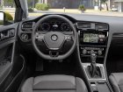 Volkswagen  Golf VII (facelift 2016)  1.4 TGI (110 HP) Blue Motion DGS