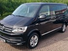 Volkswagen Multivan Technical specifications and fuel economy