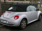 Volkswagen  NEW Beetle Convertible (facelift 2005)  2.0 (115 Hp) Automatic