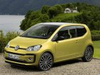 Volkswagen Up! (facelift 2016) 1.0 EcoFuel (68 Hp)