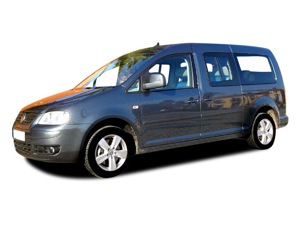 volkswagen caddy maxi life 1 9 tdi 105 hp 6 dsg
