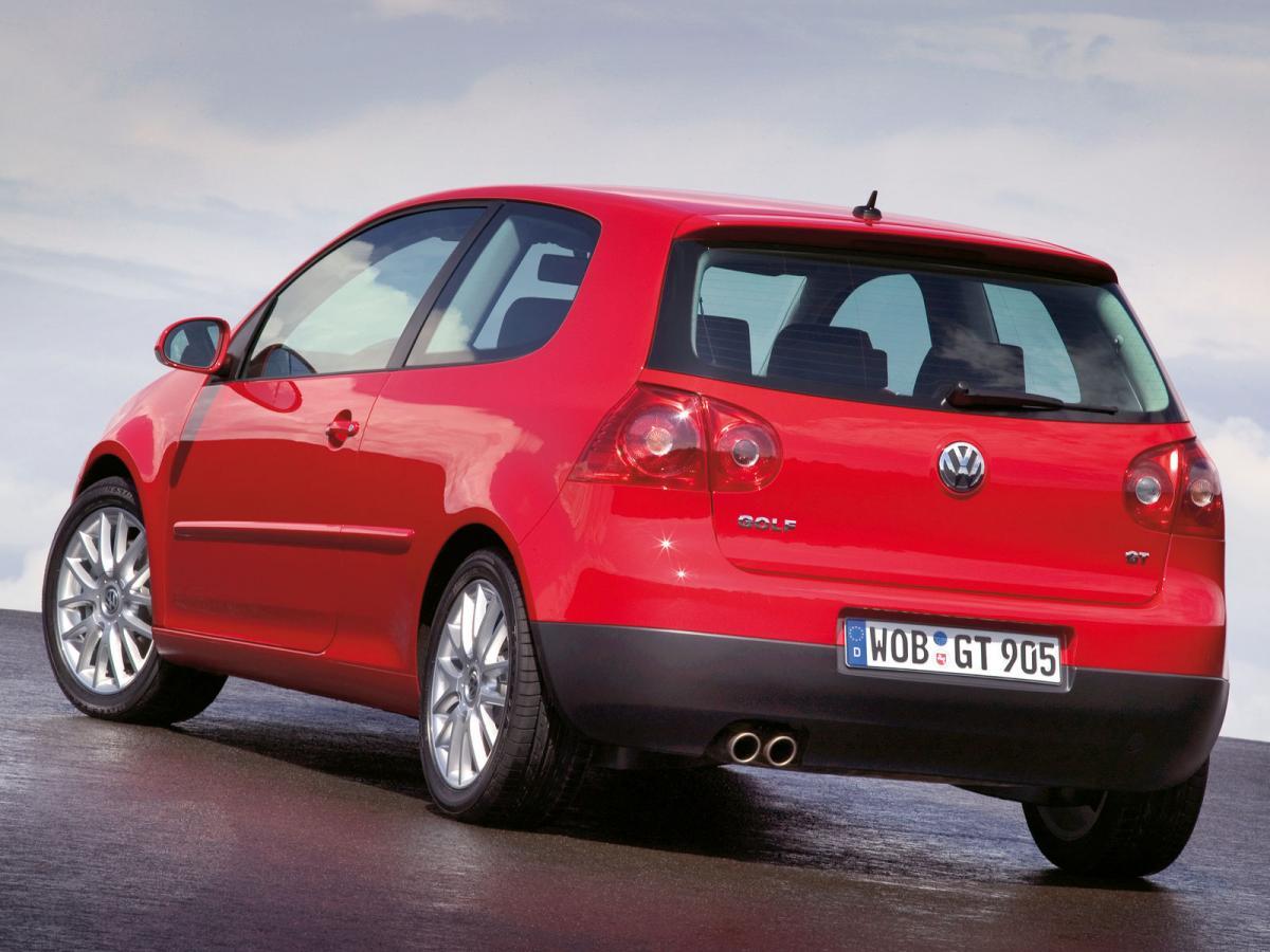 Volkswagen Golf 1.9 TDI 5p. United (06/2008 - 10/2008 ...