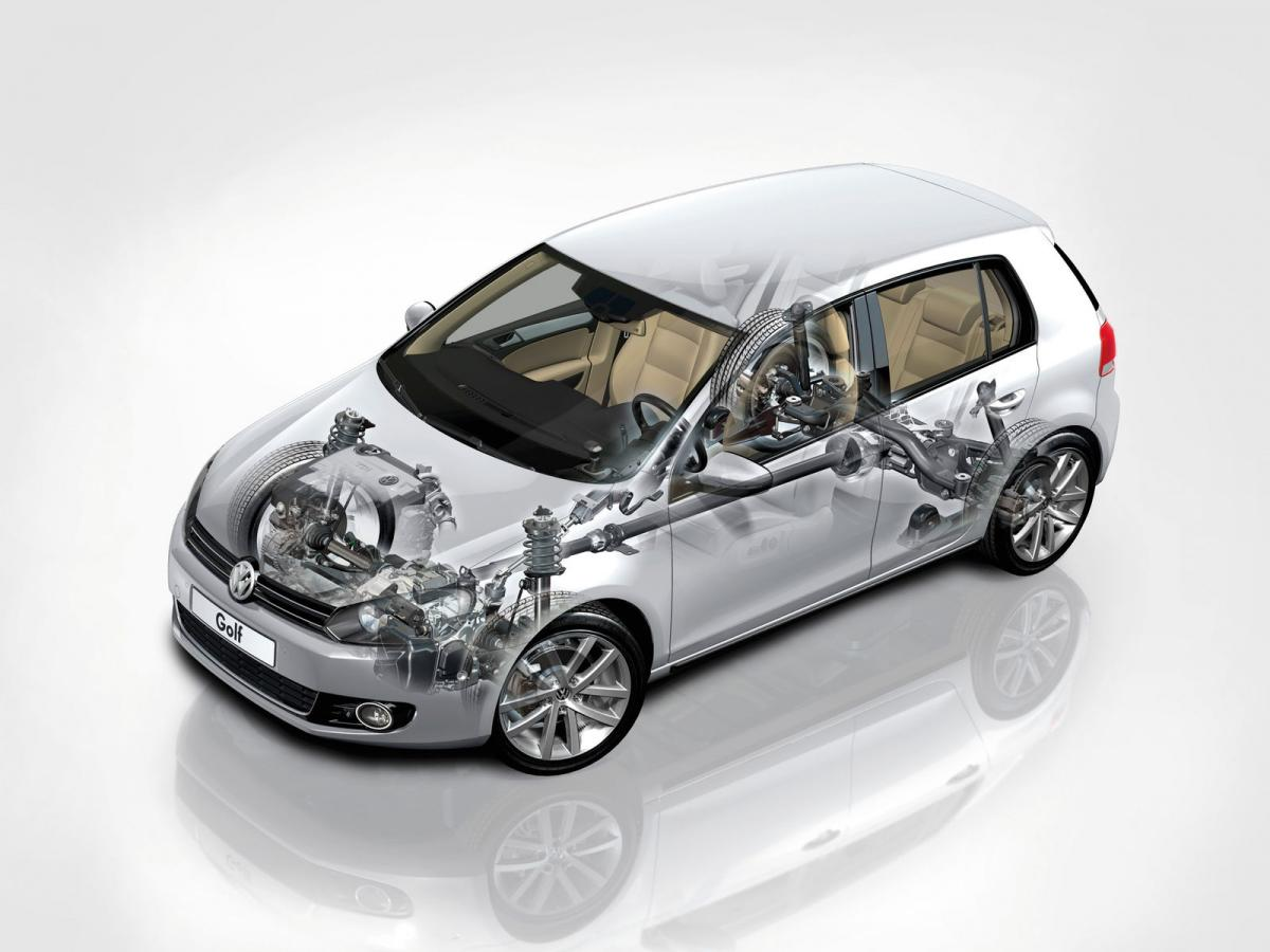 Volkswagen Golf Vi 2 0 Tsi 200 Hp Dsg