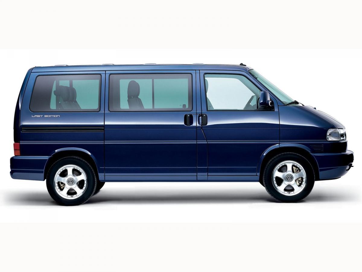Suzuki Tire Size >> Volkswagen Multivan (T4) 2.5 TDI (150Hp)