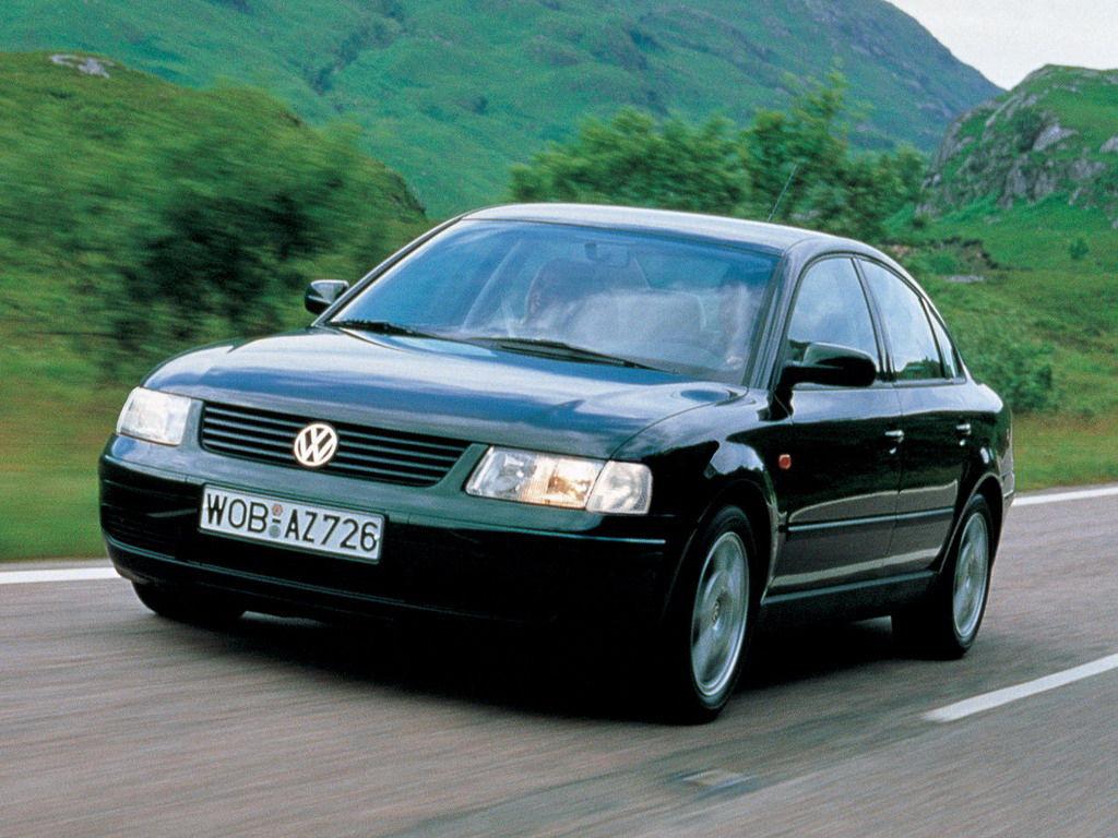Volkswagen Passat (B5) 1.9 TDI Syncro (131 Hp)