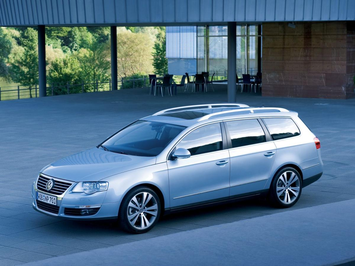 volkswagen passat variant b6 16v fsi 150 hp. Black Bedroom Furniture Sets. Home Design Ideas