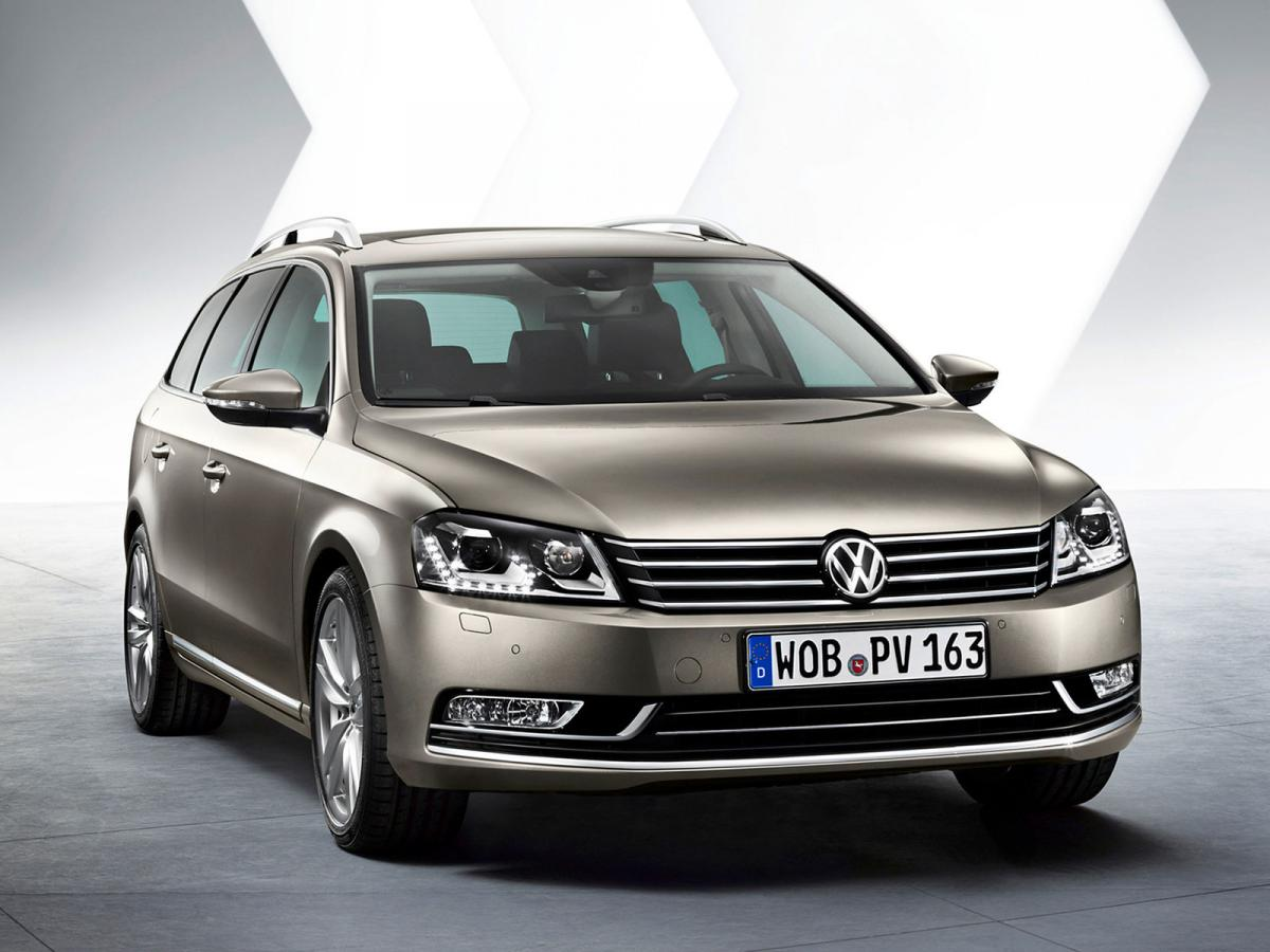 volkswagen passat variant b7 2 0 tdi 170 hp dsg bmt. Black Bedroom Furniture Sets. Home Design Ideas