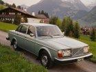 Volvo  260 (P262,P264)  2.8 (155 Hp)
