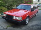Volvo  940 Combi (945)  2.3i Turbo (165 Hp)