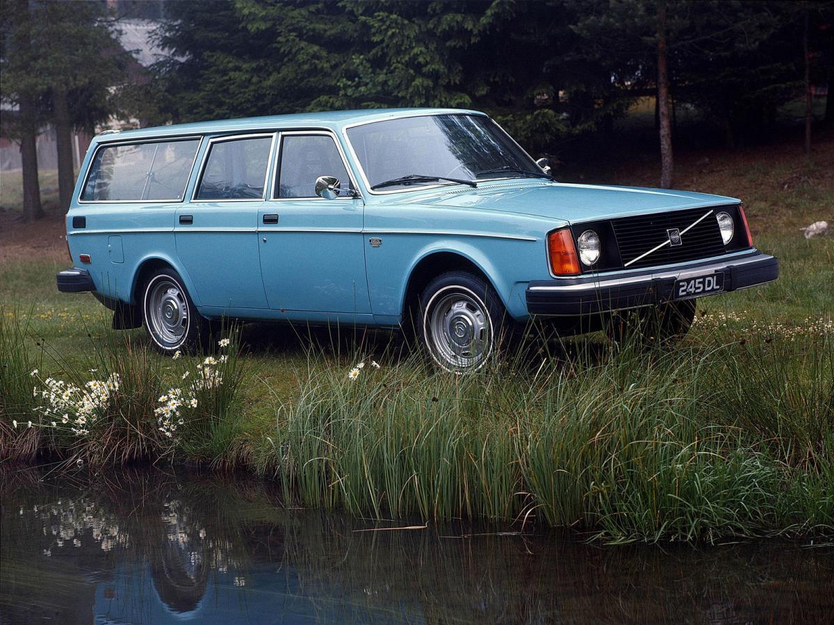 Volvo 240 Combi P245 2 3 112 Hp