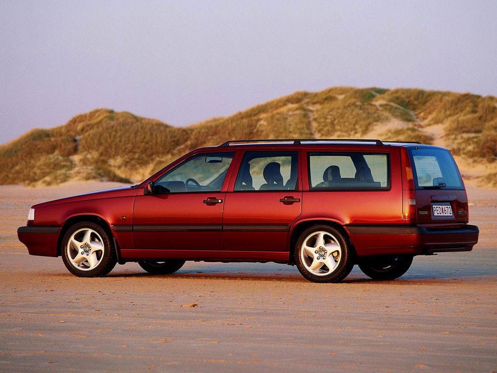Volvo 850 Combi (LW) 2.3 T5-R (240 Hp)