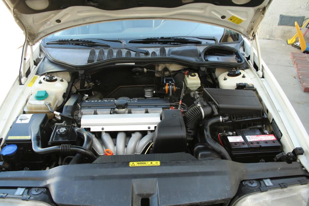 Volvo Ls on Volvo 850 Turbo Engine