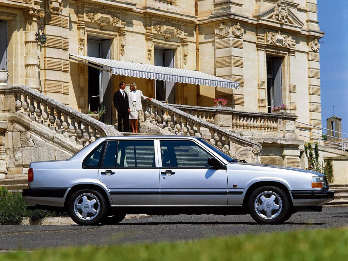 volvo 940 technical specifications and fuel economy. Black Bedroom Furniture Sets. Home Design Ideas