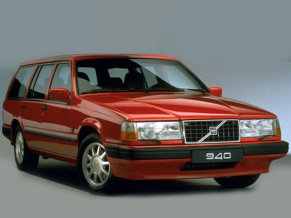 Volvo 940 Combi 945 2 3i Turbo 165 Hp