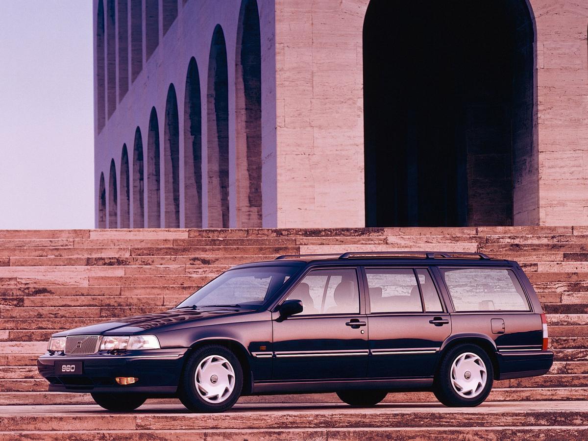 Volvo 960 Kombi 965 3 0 I 24v 204 Hp