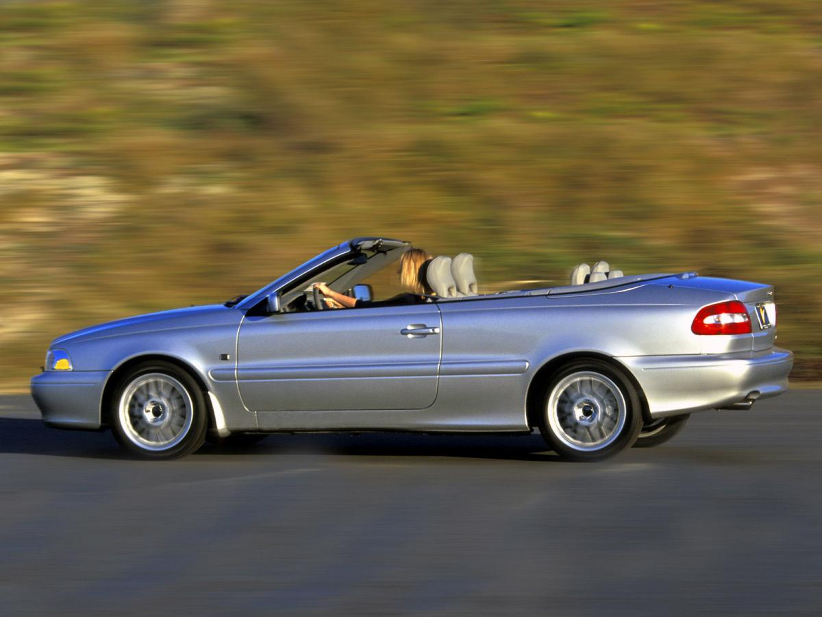 volvo c70 convertible 2 0 i t 163 hp. Black Bedroom Furniture Sets. Home Design Ideas