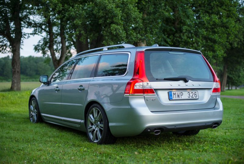 volvo v70 iii facelift 2013 1 6 t4f 180 hp ethanol automatic. Black Bedroom Furniture Sets. Home Design Ideas