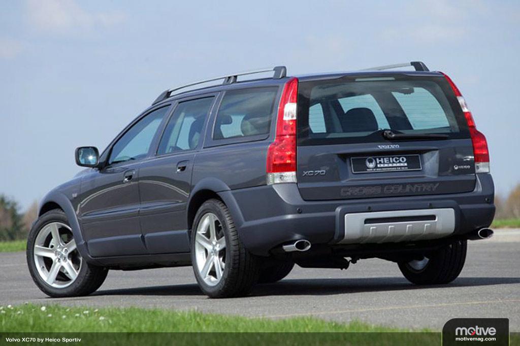 Volvo V70 XC 2.4 T (200 Hp) AWD
