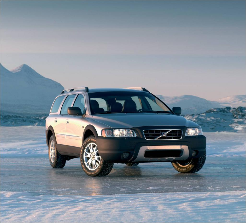Volvo S60 Awd 2013: Volvo XC70 II 2.5 T (210 Hp) AWD