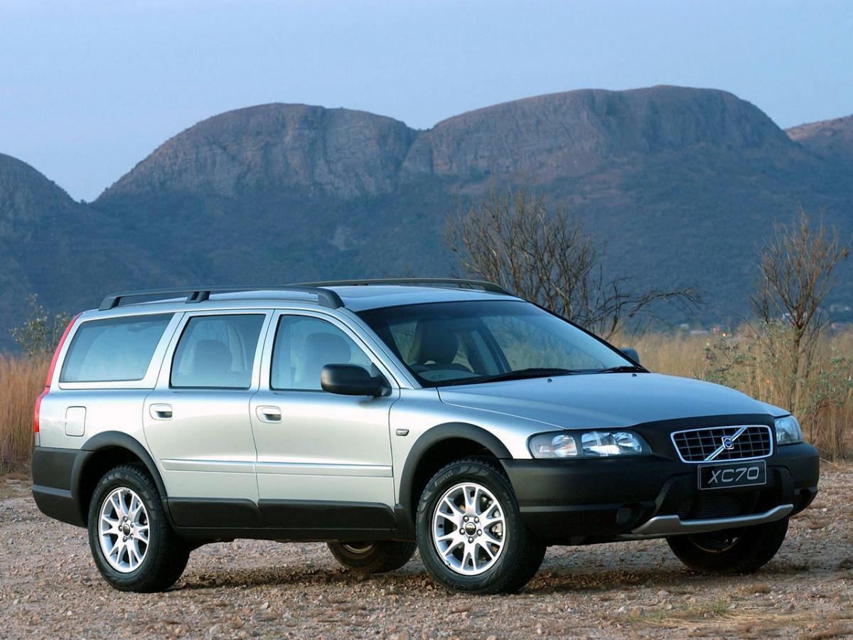 volvo xc70 ii 2 5 t 210 hp awd. Black Bedroom Furniture Sets. Home Design Ideas