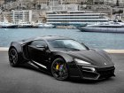 W Motors  Lykan HyperSport  3.7 (780 Hp) Automatic