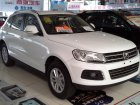 Zotye T600 Technical specifications and fuel economy