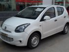 Zotye Z100 Technical specifications and fuel economy